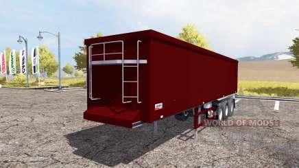 Kroger Agroliner SRB3-35 multifruit v1.2 para Farming Simulator 2013