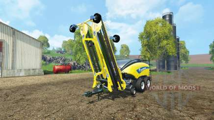 New Holland BigBaler 1290 Nadal R90 para Farming Simulator 2015