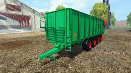 Aguas-Tenias TRAT para Farming Simulator 2015