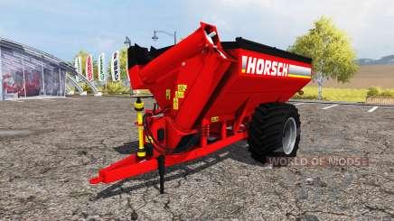 HORSCH UW 160 para Farming Simulator 2013