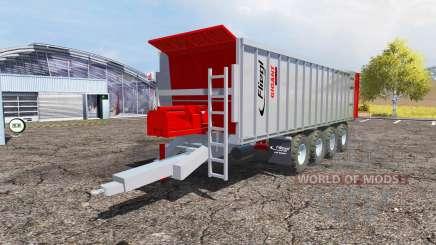 Fliegl Gigant ASW 488 v2.0 para Farming Simulator 2013