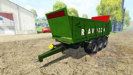 Ravizza Triton 7500 para Farming Simulator 2015