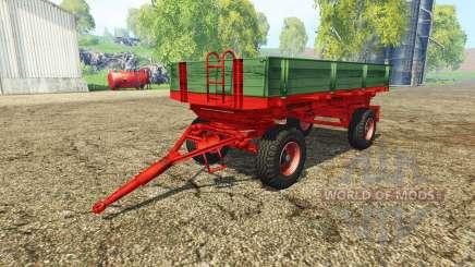 Krone Emsland v3.3 para Farming Simulator 2015