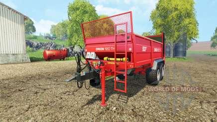 SIP Orion 120 TH para Farming Simulator 2015