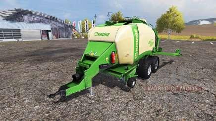 Krone BiG Pack 1290 HDP (XC) v2.1 para Farming Simulator 2013