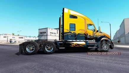 Dayton wheels v3.1 para American Truck Simulator