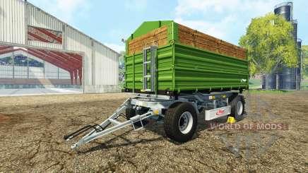 Fliegl DK 180-88 set2 para Farming Simulator 2015