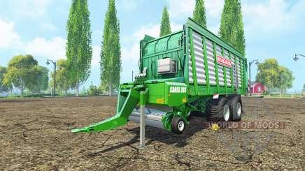 BERGMANN Carex 38S v2.0 para Farming Simulator 2015