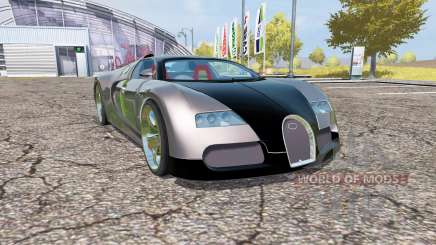 Bugatti Veyron para Farming Simulator 2013