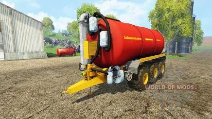 Schuitemaker Robusta 260 para Farming Simulator 2015