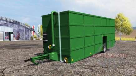 Krassort manure container para Farming Simulator 2013
