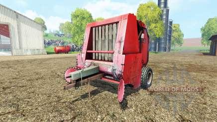 Hesston 5580 para Farming Simulator 2015