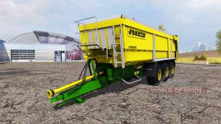JOSKIN Trans-Space 8000-23 v2.0 para Farming Simulator 2013