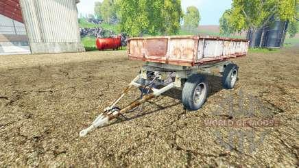 Autosan D47 para Farming Simulator 2015