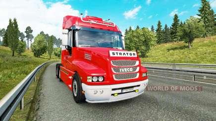 Iveco Strator v2.0 para Euro Truck Simulator 2