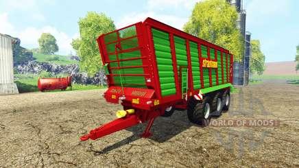 Strautmann Giga-Trailer 4001 DO v2.0 para Farming Simulator 2015