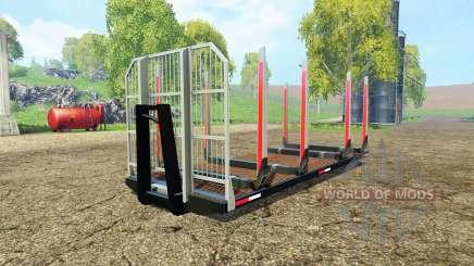 ITRunner logging platform para Farming Simulator 2015
