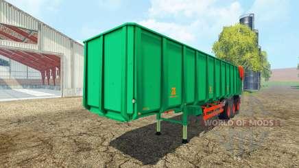 Aguas-Tenias semitrailer para Farming Simulator 2015