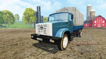 ZIL 4331 v1.0.1 para Farming Simulator 2015