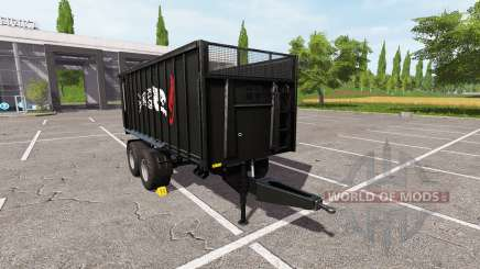 Fliegl TMK 266 black panter para Farming Simulator 2017