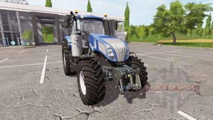 New Holland T8.380 v0.1 para Farming Simulator 2017