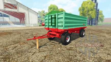 Reisch RD 80 v1.2 para Farming Simulator 2015