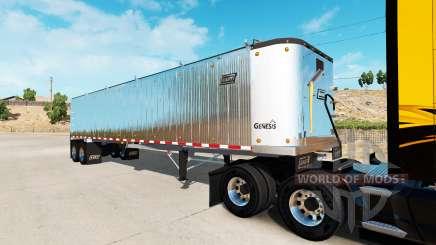 East Genesis v1.5 para American Truck Simulator