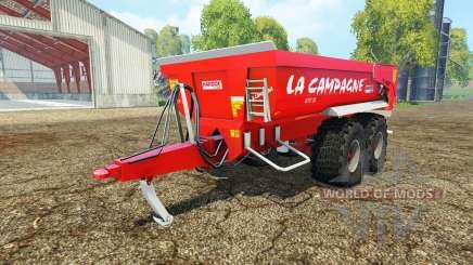La Campagne BTP 24 v1.1 para Farming Simulator 2015