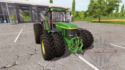 John Deere 7710 v1.5 para Farming Simulator 2017