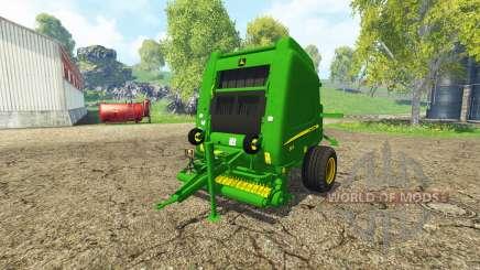 John Deere 864 Premium washable para Farming Simulator 2015