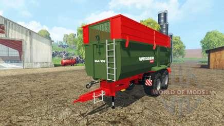 Welger Muk 300 para Farming Simulator 2015