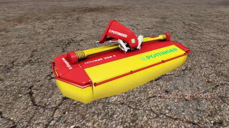 POTTINGER Novacat 306 F para Farming Simulator 2015