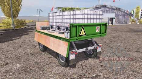 Trailer fertilizer para Farming Simulator 2013
