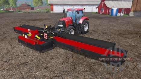 Dodge mower v1.1 para Farming Simulator 2015