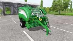 McHale Fusion 3 para Farming Simulator 2017