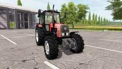 MTZ-1221 Bielorrússia v2.0 para Farming Simulator 2017