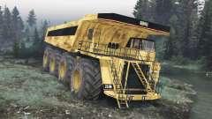 Caminhão de Dump 8x8 v1.1.2
