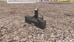 Weight Fendt para Farming Simulator 2013