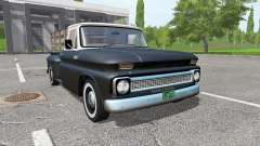 Chevrolet C10 Fleetside 1966 v1.1