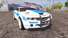 Chevrolet Camaro Police v2.0