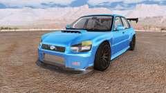 Hirochi Sunburst facelift v0.31 para BeamNG Drive