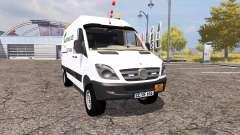 Mercedes-Benz Sprinter 311 CDI (Br.906)
