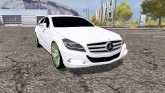 Mercedes-Benz CLS 350 CDI (C218)