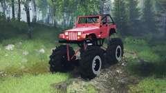 Jeep Wrangler (YJ) mega