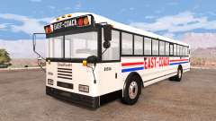 Dansworth D2500 (Type-D) east-coach v1.1 para BeamNG Drive