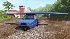 Ibishu Pigeon airplane v6.01 para BeamNG Drive