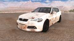 ETK 800-Series rusty para BeamNG Drive