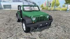 Jeep Wrangler (JK) v0.95