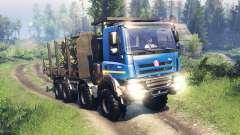 Tatra Phoenix T 158 8x8 v11.0 para Spin Tires