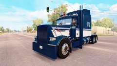 Fitzgerald pele para o caminhão Peterbilt 389